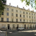 Studio flats in Bayswater W2 (Craven Hill Gardens)