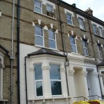 cheap bedsit in West Kensington