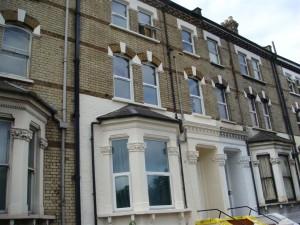 cheap bedsit in West Kensington