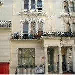 Single bedsit in Bayswater
