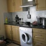 Double studio flat in Bayswater