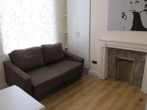 Studio flats in Marylebone