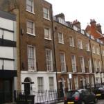 Studio flat in Marylebone