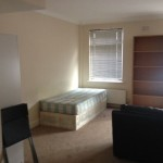 Studio flat in Wembley