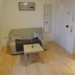 studio apartment in Earls Court