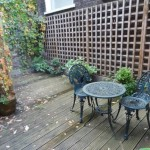 Large Notting Hill studio with garden
