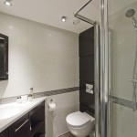Luxury studios in Marylebone Shower Room