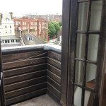 Double studio with balcony in West Kensington
